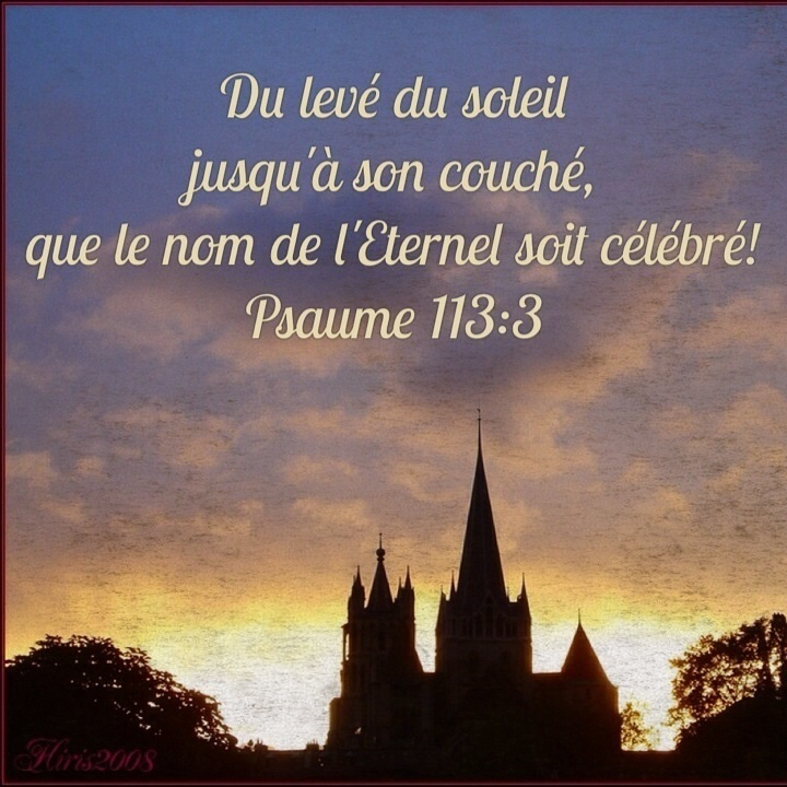 Psaume 113_3