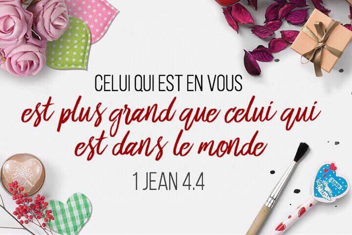 1 Jean 4:4