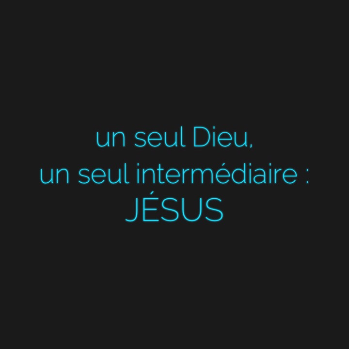 Citation - Un seul Dieu