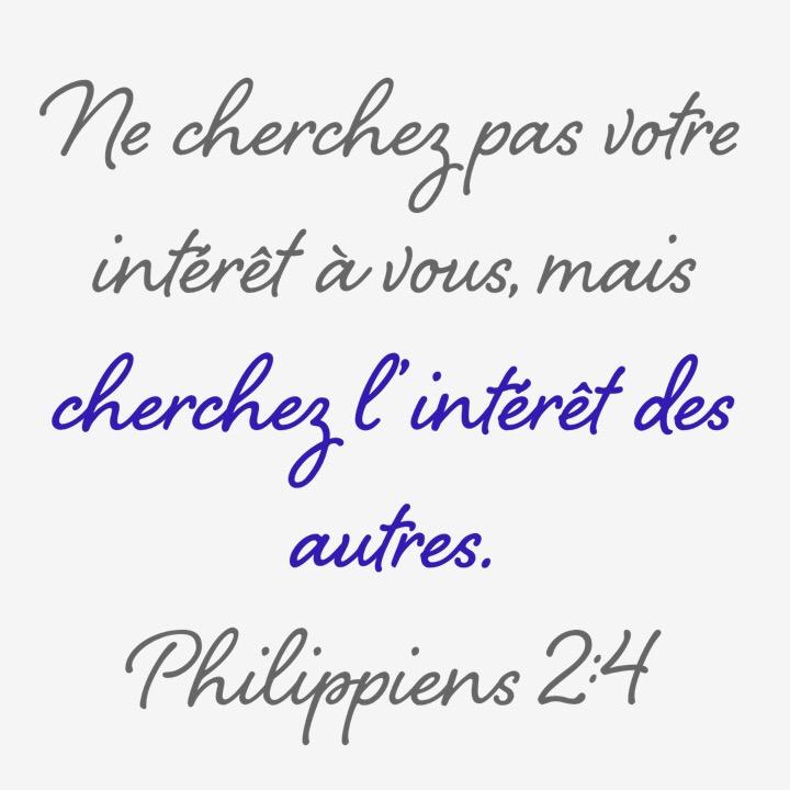 Philippiens 2:4