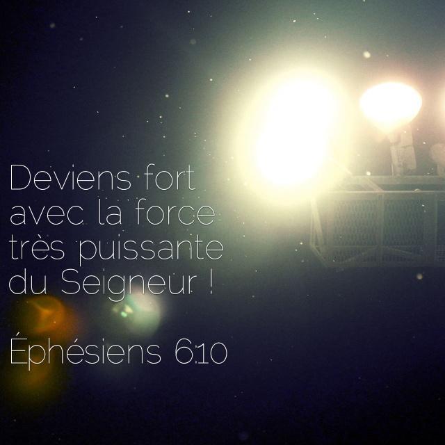Ephésiens 6:10