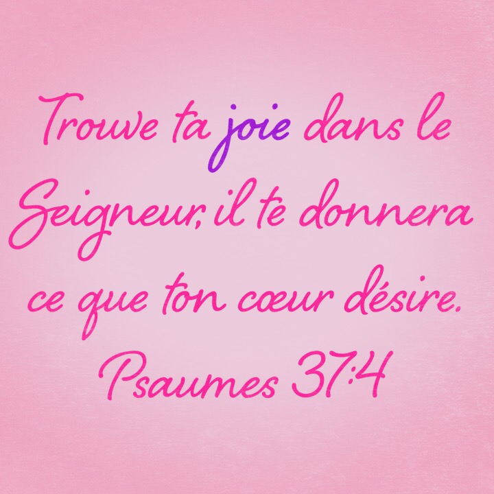 Psaume 37:4
