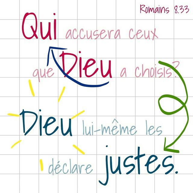 Romains 8:33