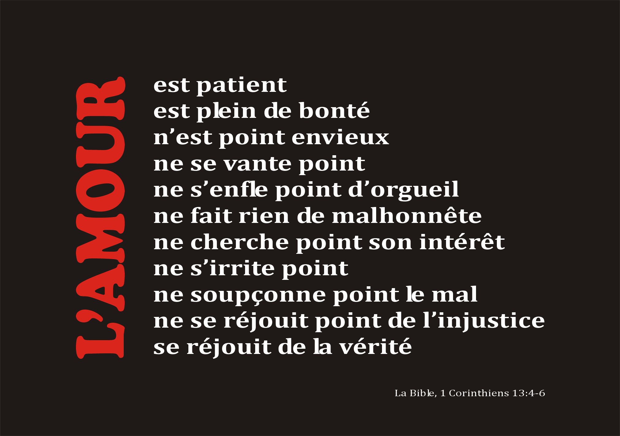 Célèbre bonté | 1001 versets YJ29