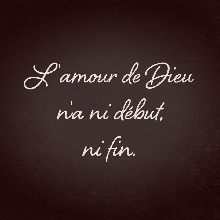 Citation, amour, Dieu