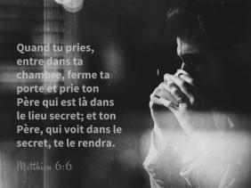 prière Notre Père