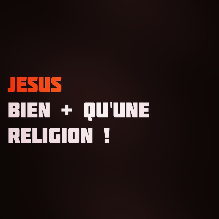 Citation - Jésus est plus grand